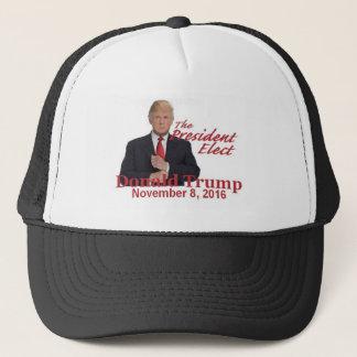 TRUMP President-Elect 2016 Trucker Hat
