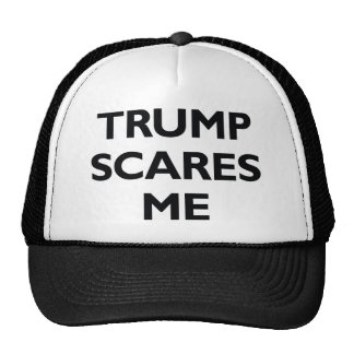 Trump Scares Me Cap
