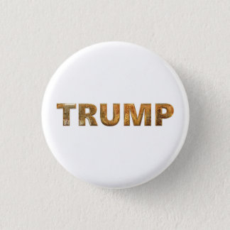 Trump Small, 1¼ Inch Round Button