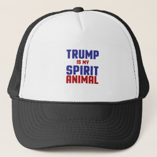 Trump Spirit Animal Trucker Hat