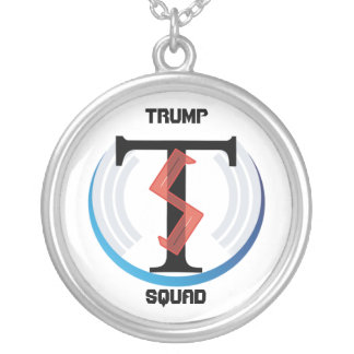 Trump Squad Alt Logo Necklace
