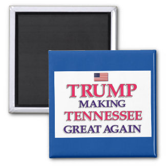 Trump Tennessee Magnet