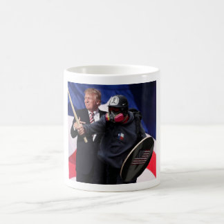 Trump & The Alt Knight #1 Coffee Mug