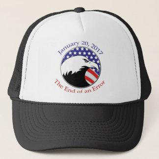 Trump: The End of an Error Trucker Hat