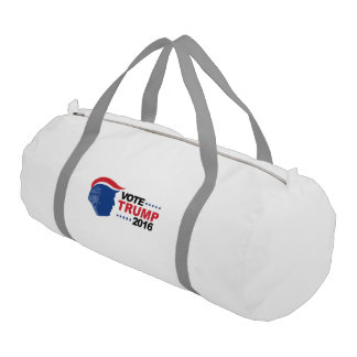 Trump Toupee 2016 Gym Duffel Bag