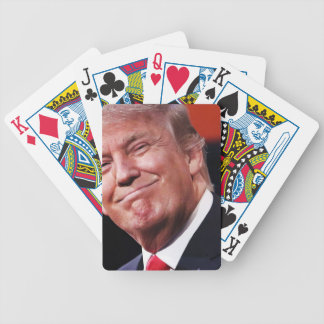 trump Train supporters only Poker Deck