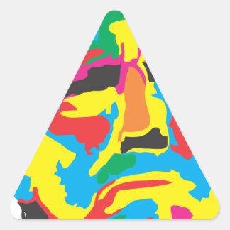 Trump Triangle Sticker