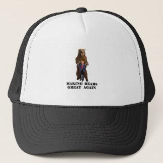 Trump Tribute Trucker Hat