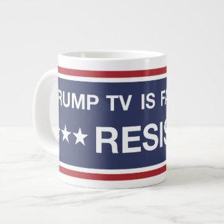 Trump TV Is Fake News