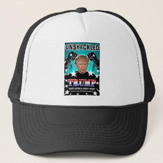 Trump Unshackled Trucker Hat