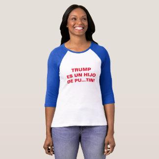 Trump y Putin T-Shirt