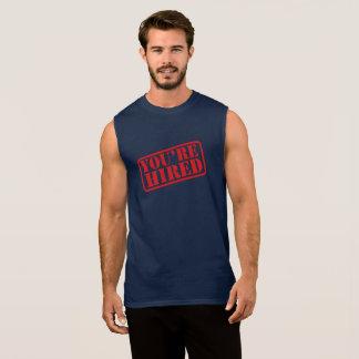 Trump 'You're Hired' Sleeveless Tshirt
