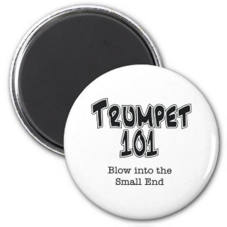 Trumpet 101 magnets