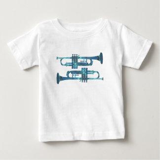 Trumpet Art Baby T-Shirt