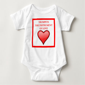 TRUMPET BABY BODYSUIT