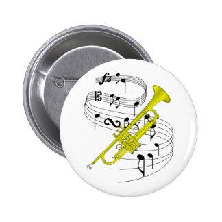 Trumpet Pins