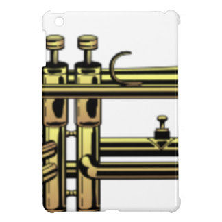 Trumpet Cartoon iPad Mini Cover