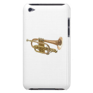 """""""Trumpet"""" design Apple product cases Barely There iPod Case"""