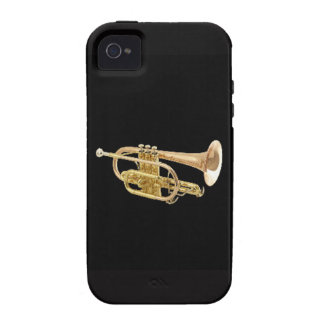 """""""Trumpet"""" design Apple product cases Case-Mate iPhone 4 Covers"""
