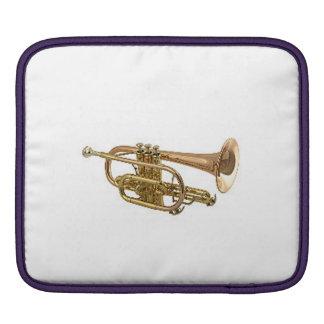 """Trumpet"" design Apple product cases iPad Sleeves"
