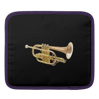 """""""Trumpet"""" design Apple product cases iPad Sleeve"""