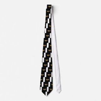 """Trumpet"" design gifts and products Tie"