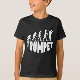 Trumpet Evolution T-Shirt