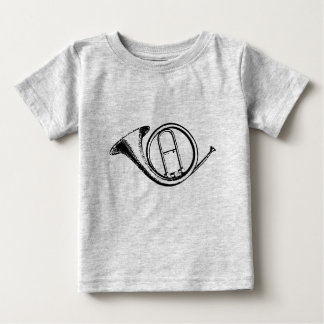Trumpet & Music Love Baby T-Shirt