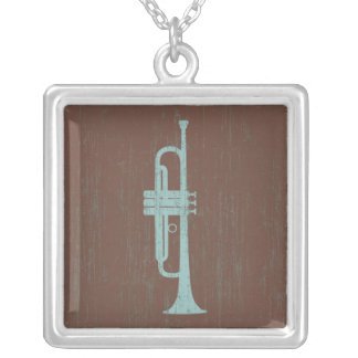 Trumpet Necklace