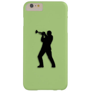 Trumpet Player Barely There iPhone 6 Plus Case