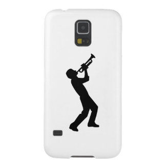 Trumpet player galaxy s5 cases