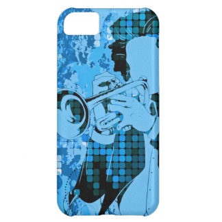Trumpet Player - Customizable! iPhone 5C Cover