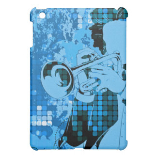 Trumpet Player - Customizable! Case For The iPad Mini