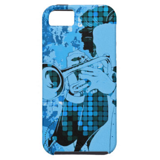 Trumpet Player - Customizable! iPhone 5 Cover