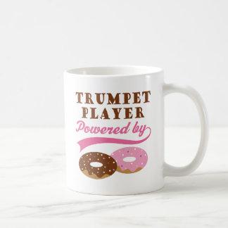 Trumpet Player Funny Gift Coffee Mug