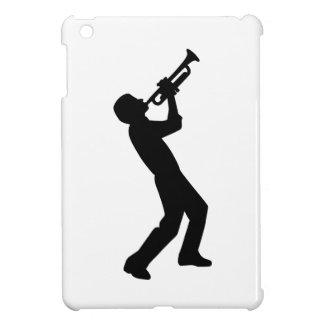 Trumpet player iPad mini cover
