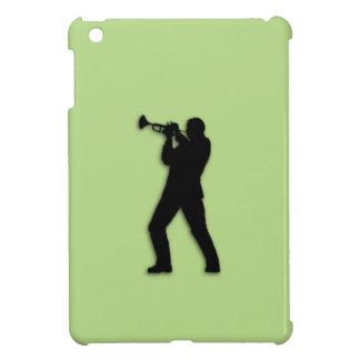 Trumpet Player iPad Mini Cases