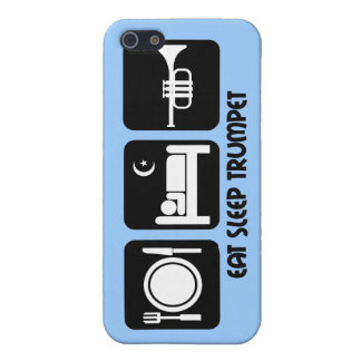 trumpet player iPhone 5/5S covers