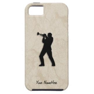 Trumpet Player iPhone 5 Case