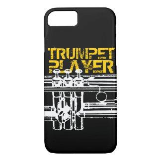 Trumpet Player iPhone 7 case
