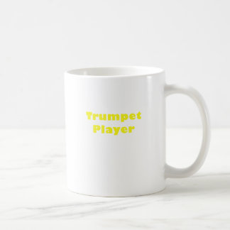 Trumpet Player Coffee Mug