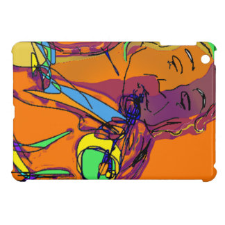 Trumpet Player...Play that funky music! iPad Mini Covers