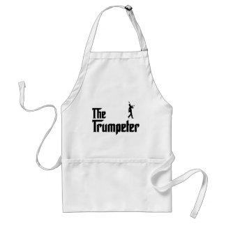 Trumpet Player Standard Apron