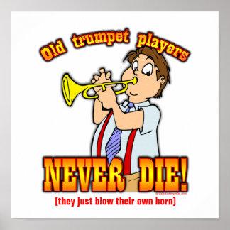 Trumpet Players Print