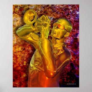 Trumpet Solo Print