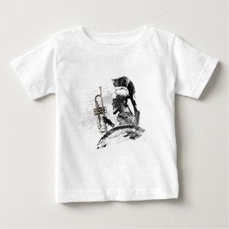 Trumpet Warrior Baby T-Shirt