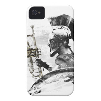 Trumpet Warrior iPhone 4 Covers