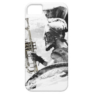 Trumpet Warrior iPhone 5 Cases