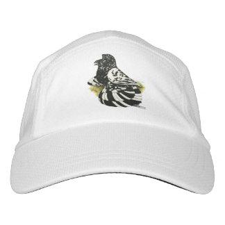 Trumpeter Pigeon Dark Splash Hat