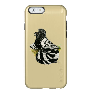 Trumpeter Pigeon Dark Splash Incipio Feather® Shine iPhone 6 Case